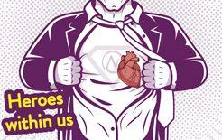 1st International Organ Donation Cartoon Contest