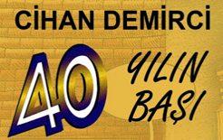 """Cihan Demirci """"40 YILIN BAŞI"""" Karikatür Sergisi"""