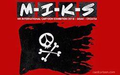 4. Uluslararası Karikatür Yarışması Sisak MIKS – 2018