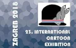 Hırvatistan  23. Uluslararası Zagreb Karikatür Sergisi ve Yarışması