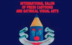International Salon of Press Cartoons and Satirical Visual Art-2018