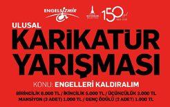 İzmir Büyükşehir Belediyesi Ulusal Karikatür Yarışması 2018