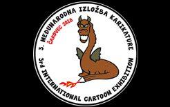 3rd International Cartoon Exhibition  ČAKOVEC 2018