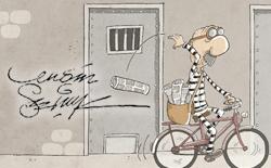Engin Selçuk Karikatür Sergisi