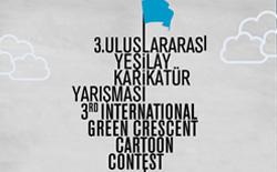 3. Uluslararası Yeşilay Karikatür Yarışması