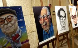 Yaşar Kemal Portre Karikatür Sergisi