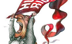 """""""İnsan Hakları"""" konulu karikatür sergileri – 10 Aralık 2018"""
