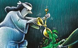 Adalet Karikatürleri Sergisi