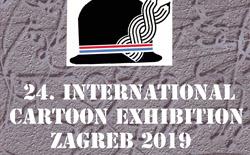 24. Uluslararası Zagreb Karikatür Yarışması Hırvatistan