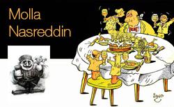 9. Molla Nasreddin Uluslararası Karikatür Yarışması Sonuçlandı