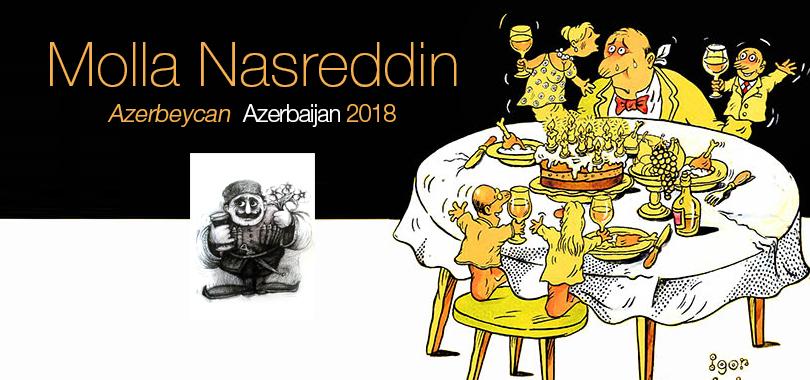 Results of 9. Molla Nasreddin International Cartoon Contest