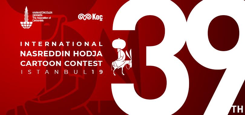 39th International Nasreddin Hodja Cartoon Contest 2019