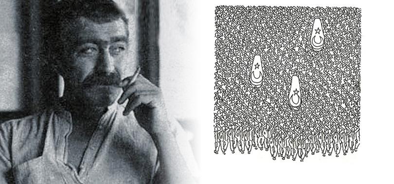 Bir devrimci, karikatürcü Mehmet SÖNMEZ'i saygı ve özlemle anıyoruz…