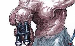 Vladimir Kazanevsky Karikatür Sergisi 2019 – Lviv