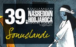 39. Uluslararası Nasreddin Hoca Karikatür Yarışması 2019 Sonuçlandı