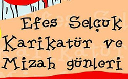 Efes Selçuk Karikatür ve Mizah Günleri