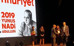 """74. Yunus Nadi Ödülleri """"Ulusal Karikatür Yarışması"""" Ödülü Fethi Gürcan Mermertaş'ın"""