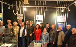 Demokrasi ve İnsan Hakları Konulu Karikatür Sergisi İzmir'de Açıldı