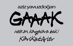 Aziz Yavuzdoğan'dan yeni karikatür kitabı…