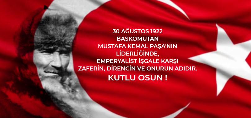 27 Ağustos 1922 sabahı Mustafa Kemal Paşa'ya telefonda…
