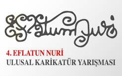 4. Eflatun Nuri Ulusal Karikatür Yarışması 2020, İzmir, Türkiye