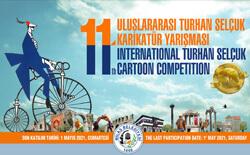 11. Uluslararası Turhan Selçuk Karikatür Yarışması 2021