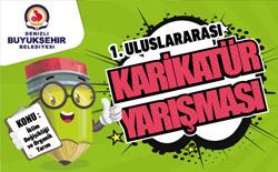 Denizli Büyükşehir Belediyesi Karikatür Yarışması 2021 Türkiye