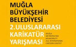 Muğla Büyükşehir Belediyesi 2. Uluslararası Karikatür Yarışması