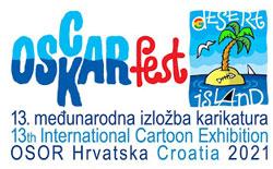 13. Uluslararası Oskarfest Karikatür E-Yarışması, Osor 2021, Hırvatistan